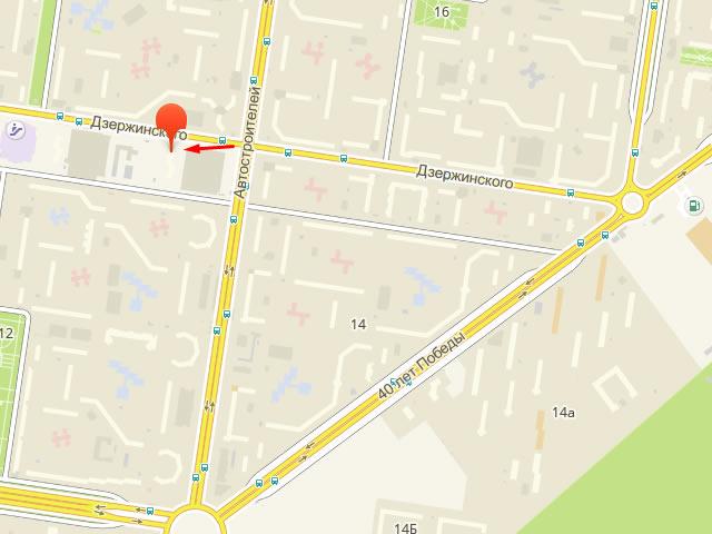 Комплексный центр социального обслуживания (Соцзащиты) населения Автозаводского района г. Тольятти на ул. Автостроителей.Комната социально-бытовой адаптации