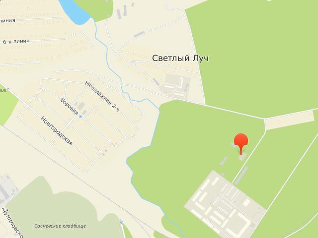 Социально-реабилитационный центр в Советском районе г. Иваново на ул. Окуловой