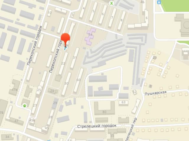 Владимирский комплексный центр социального обслуживания (соцзащиты) населения в Ленинском районе на ул.Перекопский городок