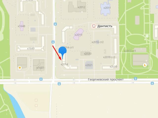 Зеленоградский, территориальный центр социального обслуживания (соцзащиты) в районеКрюковог. Москвы