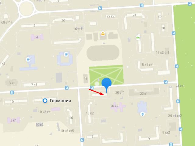 Районный отдел жилищных субсидий, Юго-Восточный административный округ№142в районе Некрасовкаг. Москвы на ул.Вольская 1-я