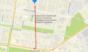 Соцзащита в Автозаводском районе Нижнего Новгорода