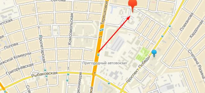 Соцзащита в Центральном районе Оренбурга