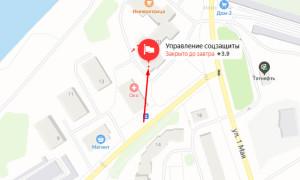 Соцзащита Воткинска