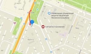 Соцзащита в Ленинском районе Нижнего Новгорода