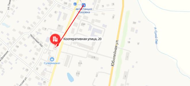 Соцзащита Краснооктябрьского района
