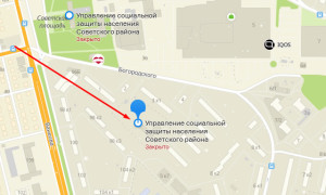 Соцзащита в Советском районе Нижнего Новгорода