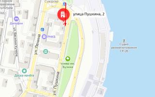 Соцзащита в Ленинском районе Севастополя