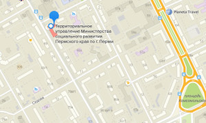 Соцзащита в Свердловском районе Перми
