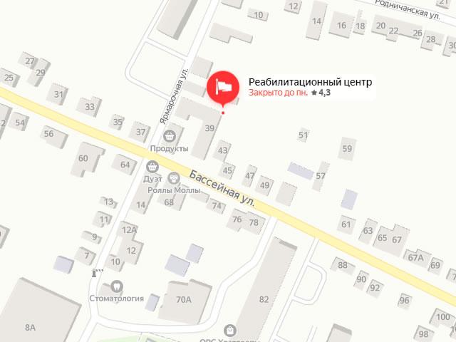 Светлоградский социально-реабилитационный центр для несовершеннолетних в г. Светлоград на ул. Бассейная